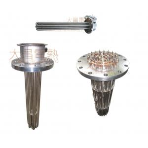 法蘭式電熱管