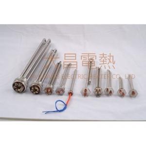 管牙式液體電熱管
